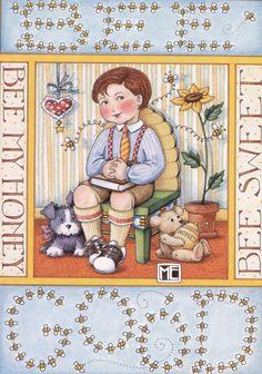 Bee Sweet ~ Mary Engelbreit