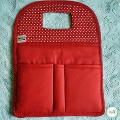 Diy Sewing Projects, Sewing Hacks, Car Seat Organizer, Diy Crafts For Home Decor, Peg Bag, Quilted Potholders, Vogue Sewing Patterns, Hanging Storage, Prada Handbags