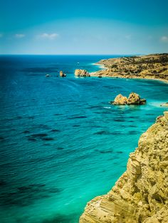 Aphrodite Rock, Cyprus