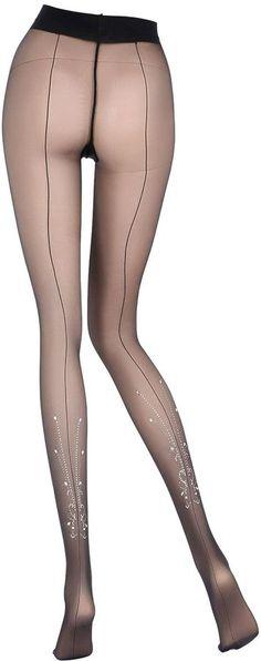 Margot Embellished Stockings | #Chic Only #Glamour Always