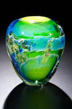 Josh Simpson - Inhabited Vase