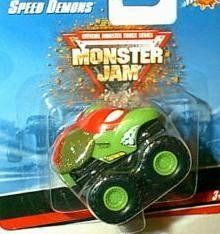 Hot Wheels Speed Demons TEENAGE MUTANT NINJA TURTLES by Hot Wheels. $4.88. This is the Hot Wheels?« Monster Jam Speed Demons Suitable for Age 3 & Older.FEATURES: Grave Digger is from the Official Monster Truck Series Plastic chassis Pull 'em back...then let 'em goINCLUDES: One Grave Digger Monster Jam Speed DemonHot WheelsPart HWMG9599