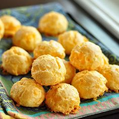 How to make Cheese Gougéres
