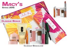 Clinique Bonus @ Macy's - Pinks or Nudes? Your choice with any $27 purchase. http://clinique-bonus.com/macys/