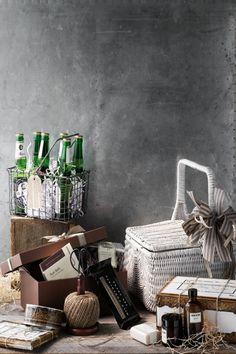 Christmas Wrapping by Glen Proebstel ♥ Коледни опаковки с Глен Проебстел