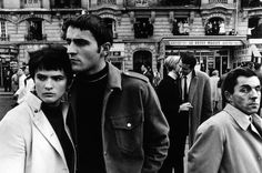 William Klein, Armistice Day, Paris, 1968