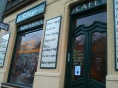 Kavárna Šlágr in Praha, Hlavní město Praha Praha, Cozy Place, Dory, Four Square, Really Cool Stuff, Broadway Shows, Culture