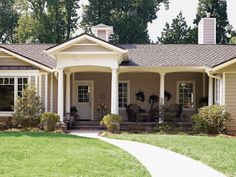 decorating diva tips top ways to improve the exterior appeal of ranch style homes