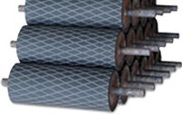 Jemond Rubbers are reliable and economical pulley #lagging #service providers for #Material #Handling #Industries. We are here for improved your drive performance and increased your pulley life. We extract our #pulley #lagging and lining service from Natural & Various #Synthetic #Rubbers to cater to diverse industries with the main motive of serving the #industry #globally with quality #products to increase the efficiency.
