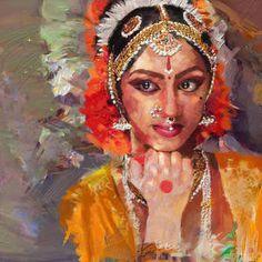 Zakir Painting - Classical Dance Art 1 by Maryam Mughal Mughal Paintings, Dance Paintings, Indian Art Paintings, Tanjore Painting, Indian Women Painting, Indian Classical Dance, Peacock Painting, India Art, Thing 1