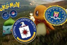 Pokémon GO : Un jeu utilisé par la CIA ?
