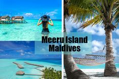 Meeru Island Maldives Resorst & Spa is one of the most amazing and beautiful places to spend your Honeymoon and Island is the best where you can enjoy number of water sports activities. Maldives Tour, Maldives Honeymoon, Meeru Island Maldives, Water Sports Activities, Best Location, Spa, Vacation Trips, Beautiful Beaches, Traveling By Yourself