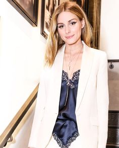PiagetStar of the night , the lovely Olivia Palermo attended the #PiagetPossession event in #NYC celebrating the jewellery line and her collaboration with #Piaget. She added a touch of sparkle to her radiant style with two Possession pendants and earrings - May 25, 2016  #oliviapalermo