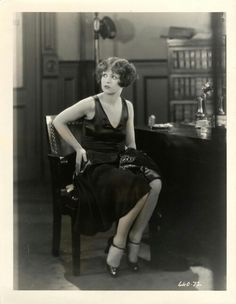 "Clara Bow in ""Rough house Rosie"" - 1927"