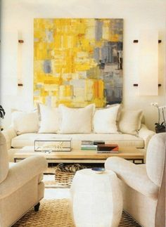 There are a lot of brilliant ideas which could enhance beauty of your living room. One of them is use canvas wall art to decor your wall. Canvas wall art have turned into an extremely popular and easy means to… Continue Reading → Living Room Paint, Living Room Decor, Living Area, Living Room Canvas, Dining Room, Transitional Living Rooms, Transitional Lighting, Transitional Bathroom, Transitional Kitchen