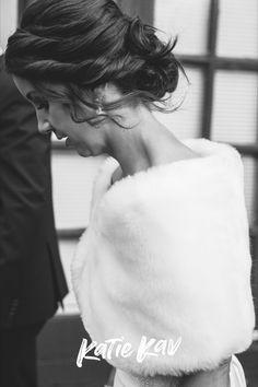 Winter wedding fur coverup for brides Irish Wedding, Wedding Day, Winter Wedding Fur, Boho Bridal Hair, Bridal Cover Up, Ireland, Wedding Photography, Bridesmaid, Couple Photos
