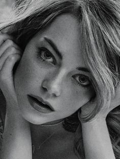 Emma Stone for Interview, May 2015