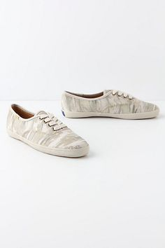 Embroidered Ikat Sneakers, keds, $55 anthropologie