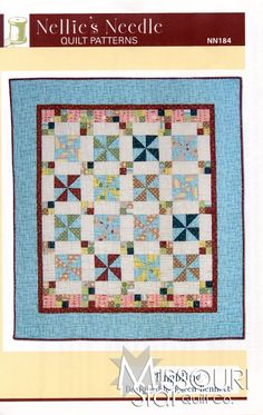 Tumbling Pattern from Missouri Star Quilt Co