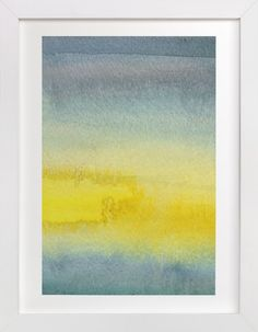 Sun and Clouds by Katherine Moynagh at minted.com