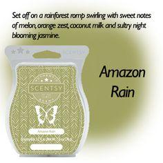 Amazon Rain (New Release)