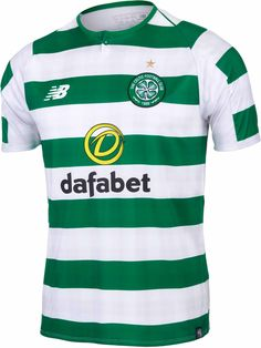 d7ced3edc 2018 19 New Balance Celtic Home Jersey. Buy yours from soccerpro.com Soccer