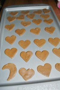 Finnish (Piparkakku) Gingerbread Recipe!!! Bebe'!!! Great cookies!!!