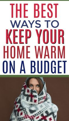 How to save money this winter by keeping your house warm and winterized. Stay warm on a budget while frugally making your house warm to save money while on a budget. The best ways to start to save this winter. Living On A Budget, Frugal Living Tips, Frugal Tips, Living At Home, Ways To Save Money, Money Tips, Money Saving Tips, Money Hacks, Money Savers