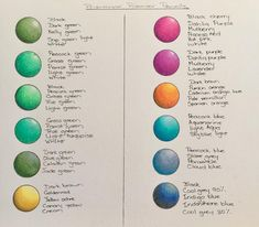 Pencil Drawing Techniques One of the things I found very frustrating on my colouring journey is colour combinations. I often blend colours together and they don't… - Colour Pencil Shading, Color Pencil Art, Color Blending, Color Mixing, Colored Pencil Tutorial, Colored Pencil Techniques, Coloring Tips, Coloring Books, Adult Coloring