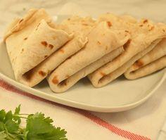 Platbrood (Lavash) | Met maar 4 (!) ingrediënten