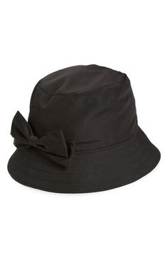 kate spade new york rain bucket hat