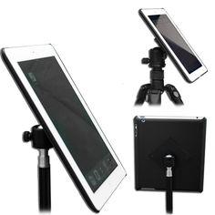 G8 Pro iPad Air 2 Tripod Mount Adapter holder by iShot Products, Inc. https://www.ishotmounts.com/ipad-air-2-tripod-mount