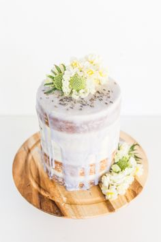 This 5 layer lavender glazed is so pretty.