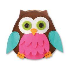 Image result for felt owls