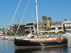 Hans Christian 33 Boats For Sale Sailing Ships, Sailing Yachts, Seafarer, Yacht Boat, Hans Christian, Sail Away, Power Boats, Boats For Sale, Sailboat