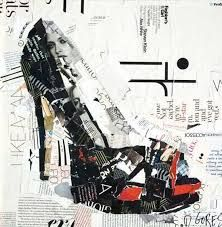 Image result for newspaper clippings collage