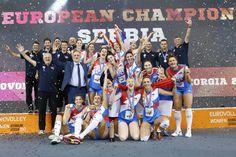 ZLATNE GRACIJE Odbojkašice Srbije na tronu Evrope bez poraza!