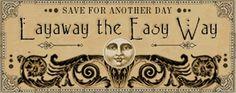 Layaway Tarot Goods, From WorldOfTarot.com Alchemist, Tarot, Tarot Cards