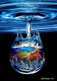 Beautiful Picture Of Water