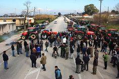 Paralia News- (Breaking News): Μπλόκα αγροτών:Αποκλεισμός της Αθήνας