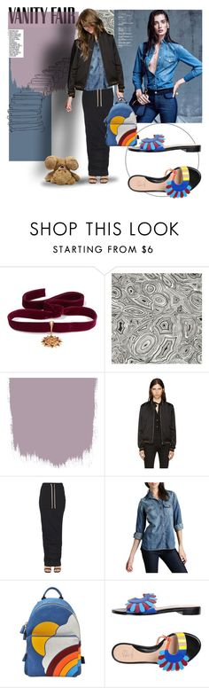 """""""Lookbook no.46 (please read)"""" by isteely ❤ liked on Polyvore featuring Diego Percossi Papi, Fornasetti, Vanity Fair, Yves Saint Laurent, Rick Owens, Current/Elliott, Anya Hindmarch and Paula Cademartori"""