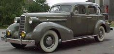 1937 nash lafayette - Google Search Maintenance of old vehicles: the material for new cogs/casters/gears/pads could be cast polyamide which I (Cast polyamide) can produce