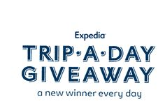 Expedia Trip a Day Giveaway---I want to win #TripADay #Expedia