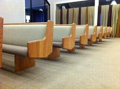 How Much Foam is Too Much for Church Pews? - Born Again Pews