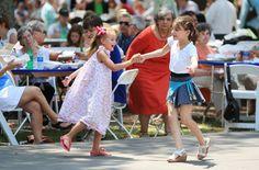 Charleston Greek Festival | Dancing | #chasgreekfest