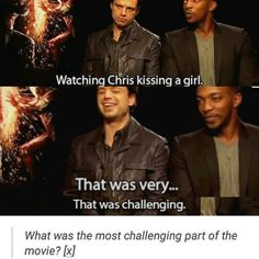 It was hard for us too Seb #stucky