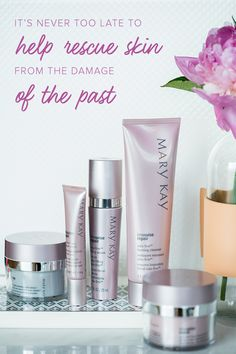 Vital moisture is replenished. Even skin tone is revealed. Youthful volume is recaptured. The TimeWise Repair® Volu-Firm® Set fights the advanced signs of aging, including loss of skin volume and loss of firmness, two of the most visible signs of advanced skin aging. | Mary Kay