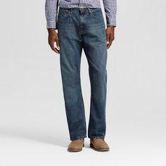 Wrangler Men's Bootcut Fit Jeans -