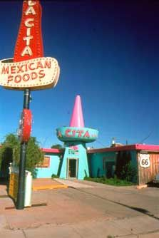 Get Your Kicks On Route 66 La Cita, Tucumcari, New Mexico
