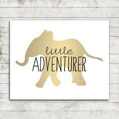Child's Wall Art Print 166 is part of Gold elephant nursery - Child's Wall Art Print 166 ElephantNursery Printable Elephant Nursery Girl, Elephant Room, Gold Nursery, Nursery Themes, Nursery Ideas, Room Ideas, Adventure Nursery, Baby Boy Nurseries, Neutral Nurseries